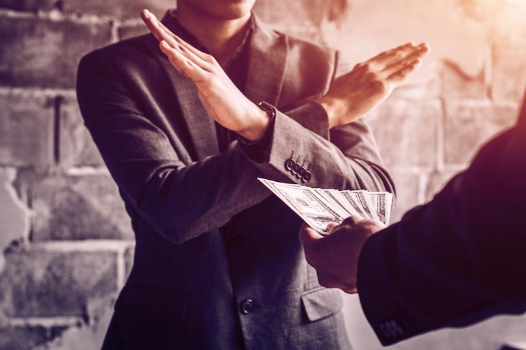 Кейс защиты клиента по делу о коррупционном правонарушении